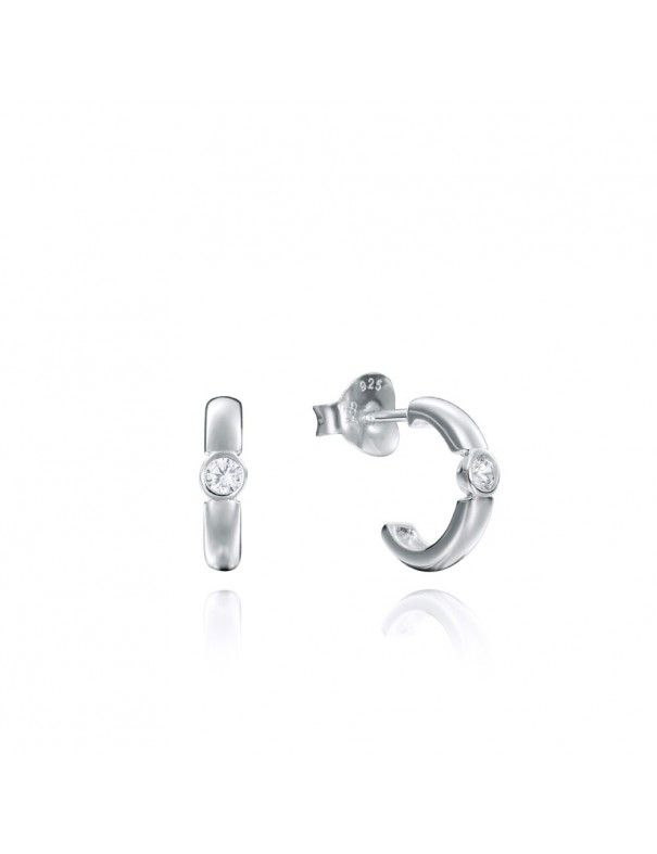 Pendientes Viceroy Plata Mujer Aro 71036E000-38