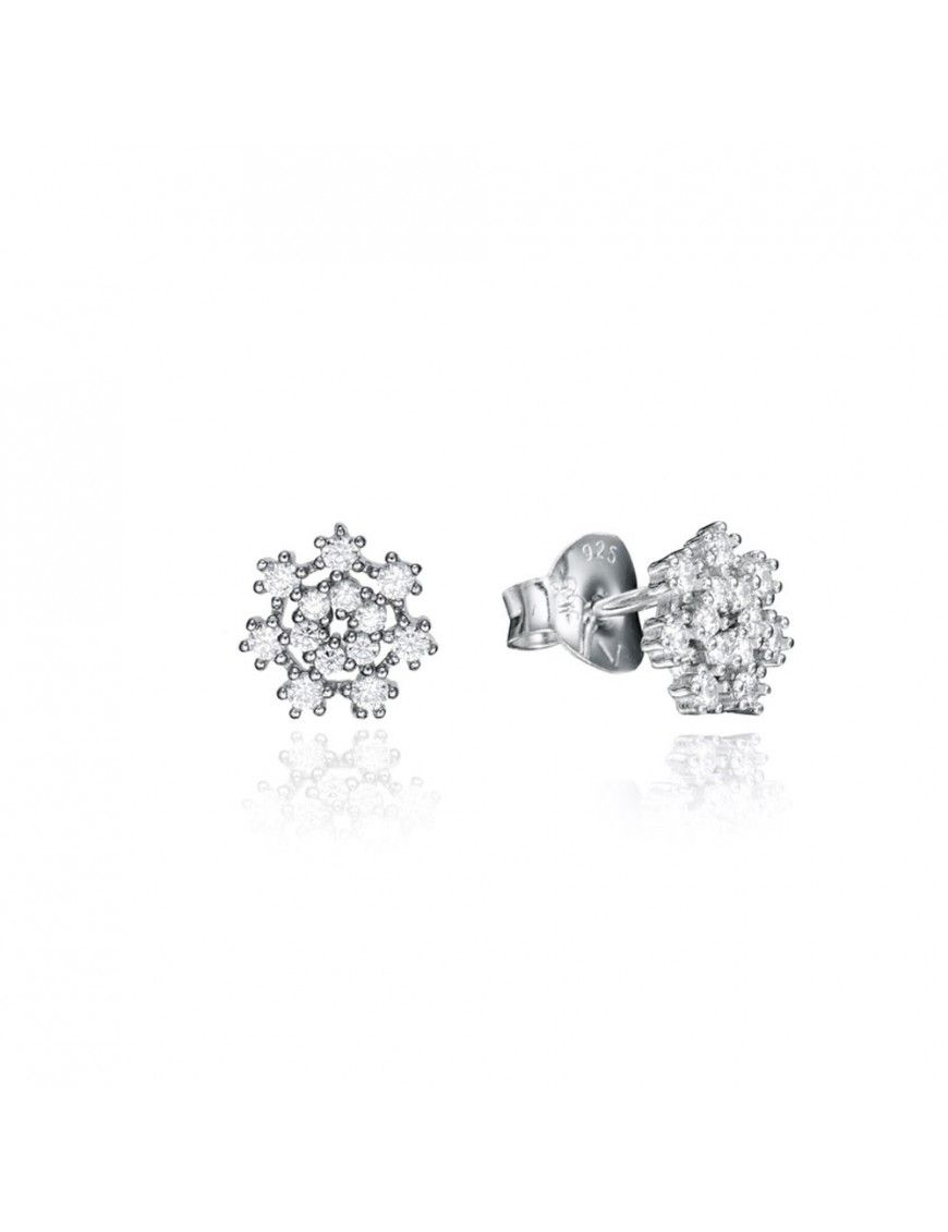 Pendientes Viceroy Plata Mujer 71042E000-38