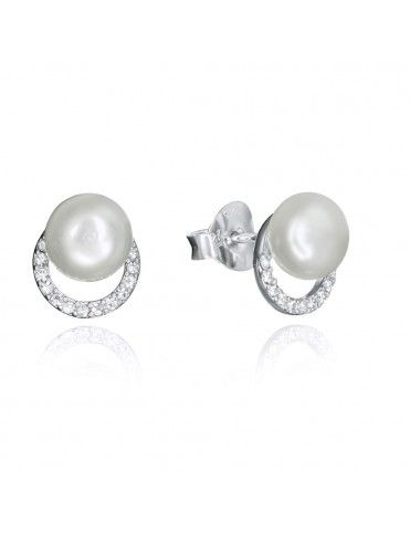 Pendientes Viceroy Plata Mujer 71051E000-68