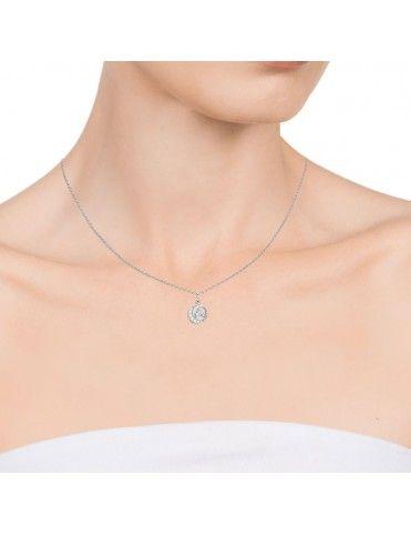 Collar Viceroy Plata Mujer disco 71059C000-30
