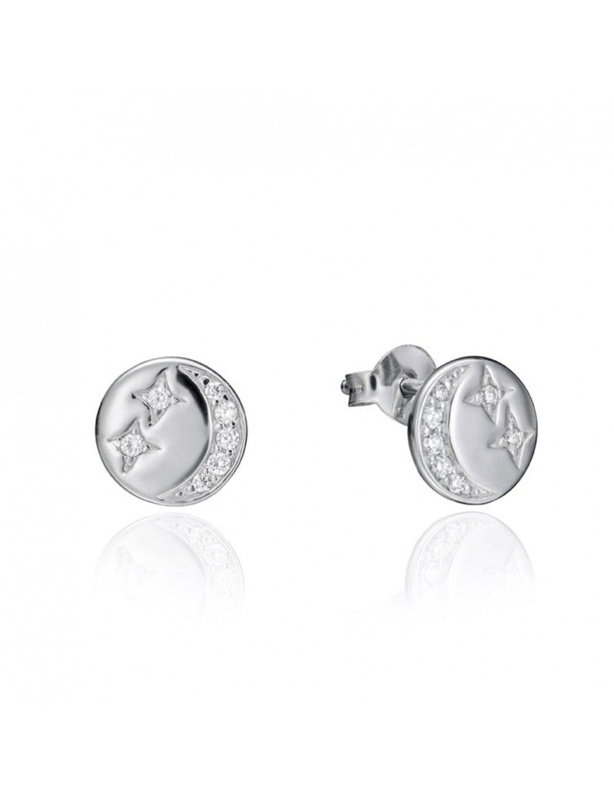 Pendientes Viceroy Plata Mujer 71059E000-30
