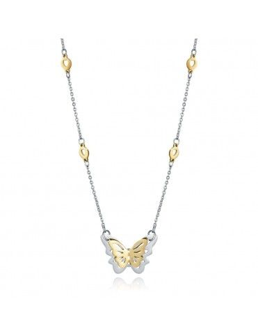 Collar Viceroy Acero Mujer 15065C01012