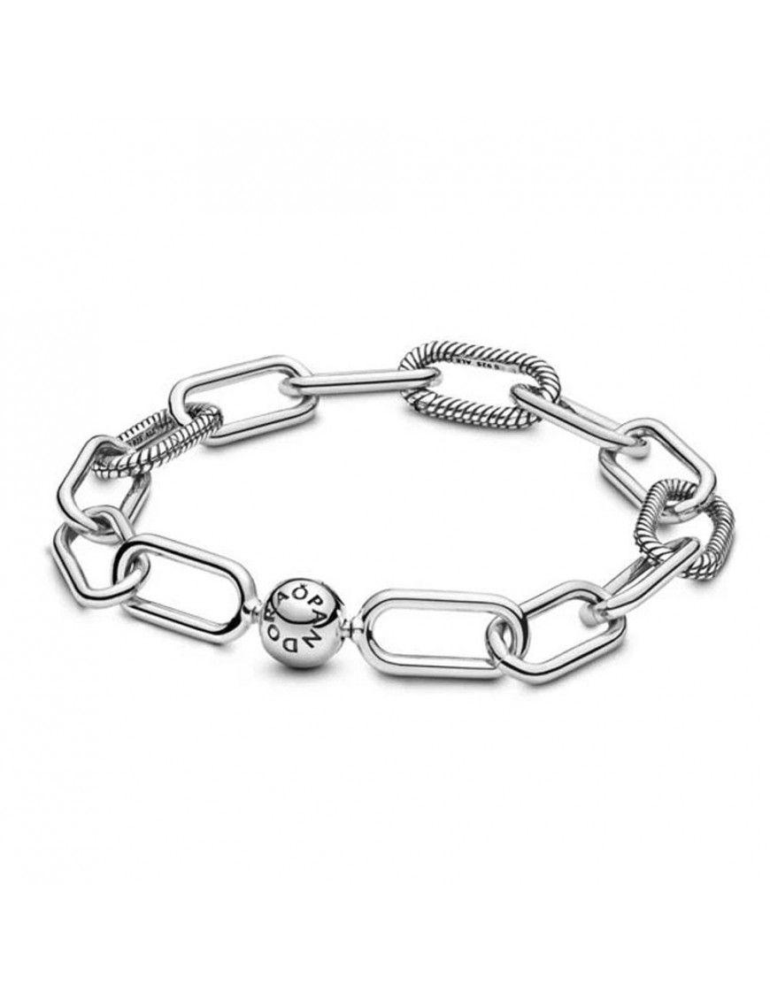 Pulsera Pandora plata link bracelet 598373-4