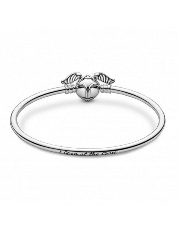Pulsera Moments Pandora plata Harry Potter 598619C00-21