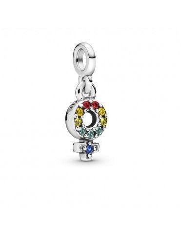 Charm Pandora colgante Me Mi Orgullo 798382NRGMX