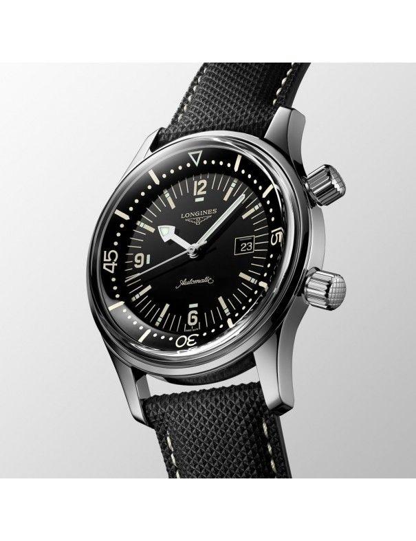 Reloj Longines Legend Diver Heritage L37744500