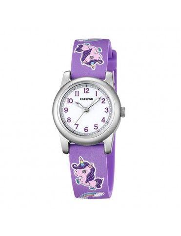 Reloj Calypso unicornio para niña K5713/A