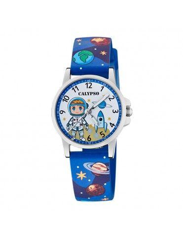 Reloj Calypso astronauta para niño K5790/3