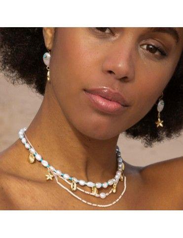 Collar Anartxy acero COA855