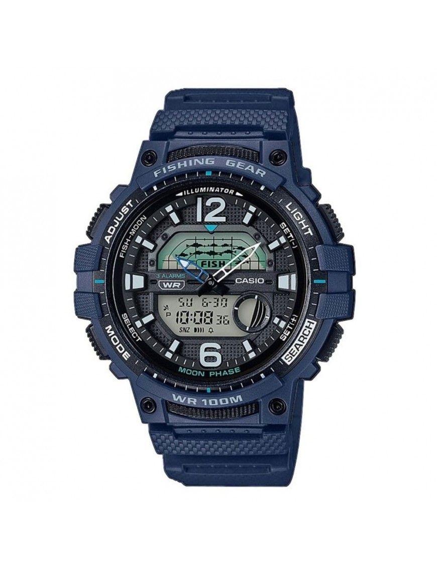 Reloj Casio Collection WSC-1250H-2AVEF