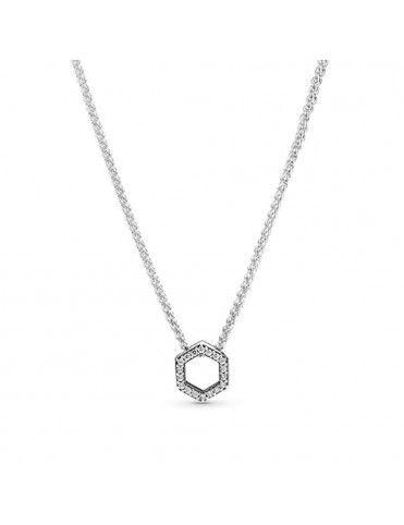 Collar Pandora Panal Brillante 398787C01-50