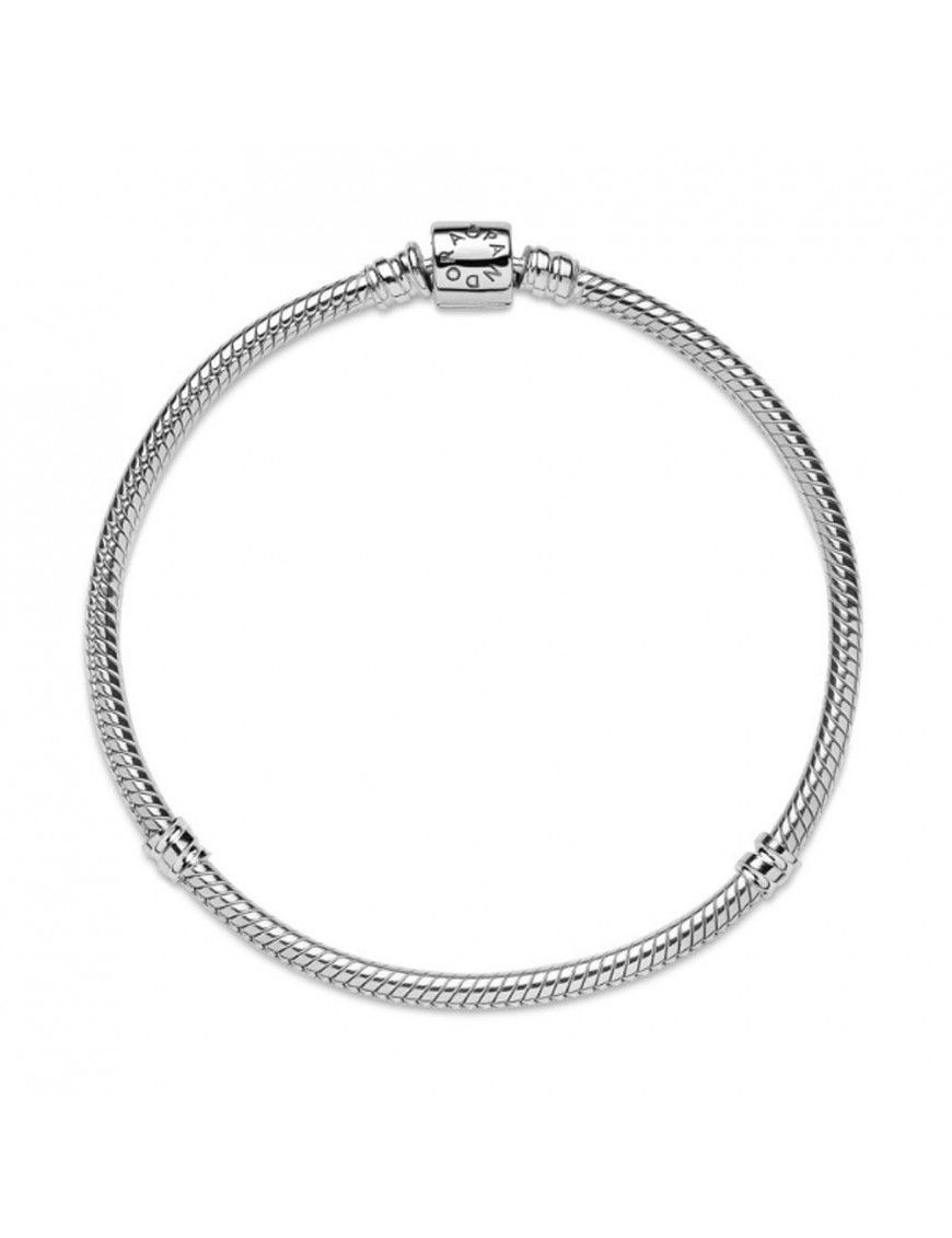 Pulsera Pandora Moments Cierre Barril 598816C00-17