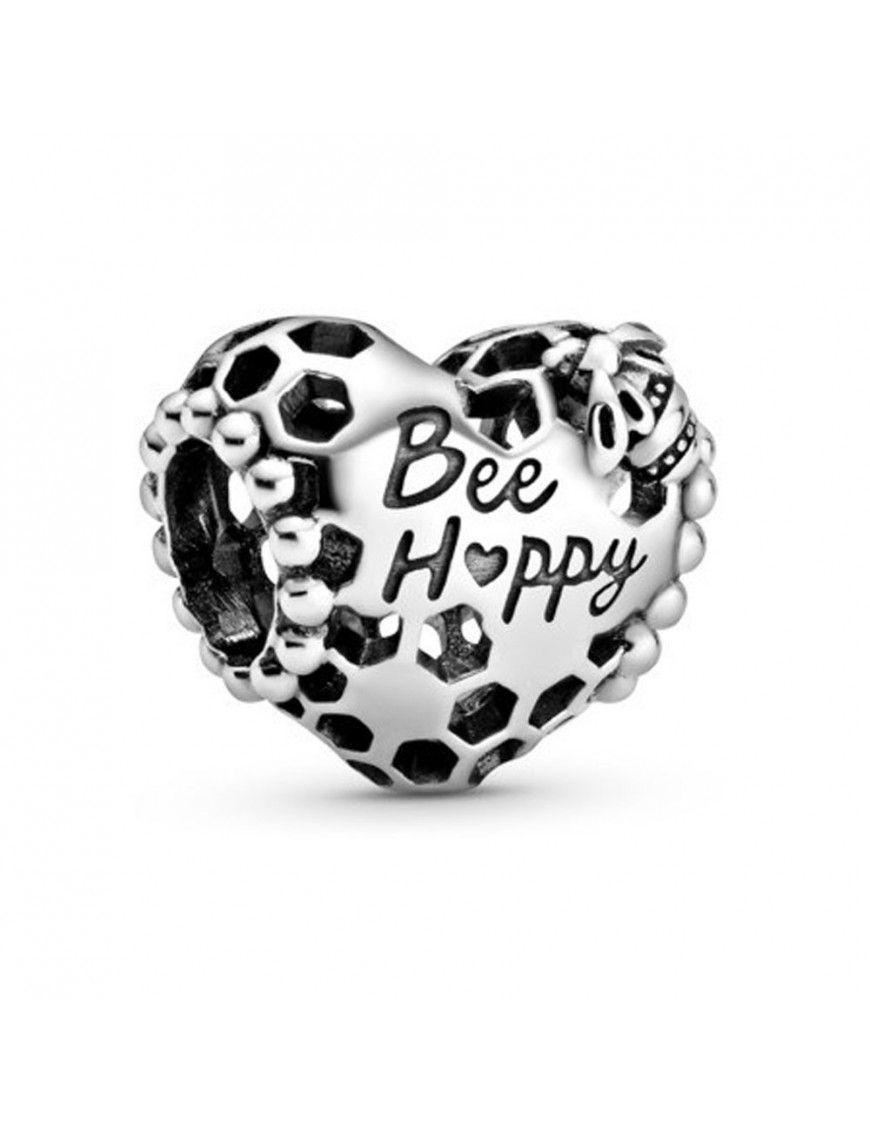 Charm Pandora Bee Happy Panal 798769C00