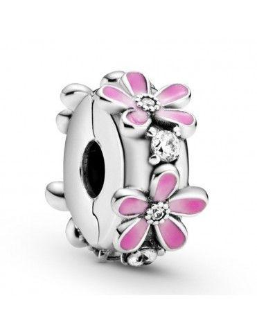 Comprar Clip Pandora Margaritas Rosas 798809C01 online