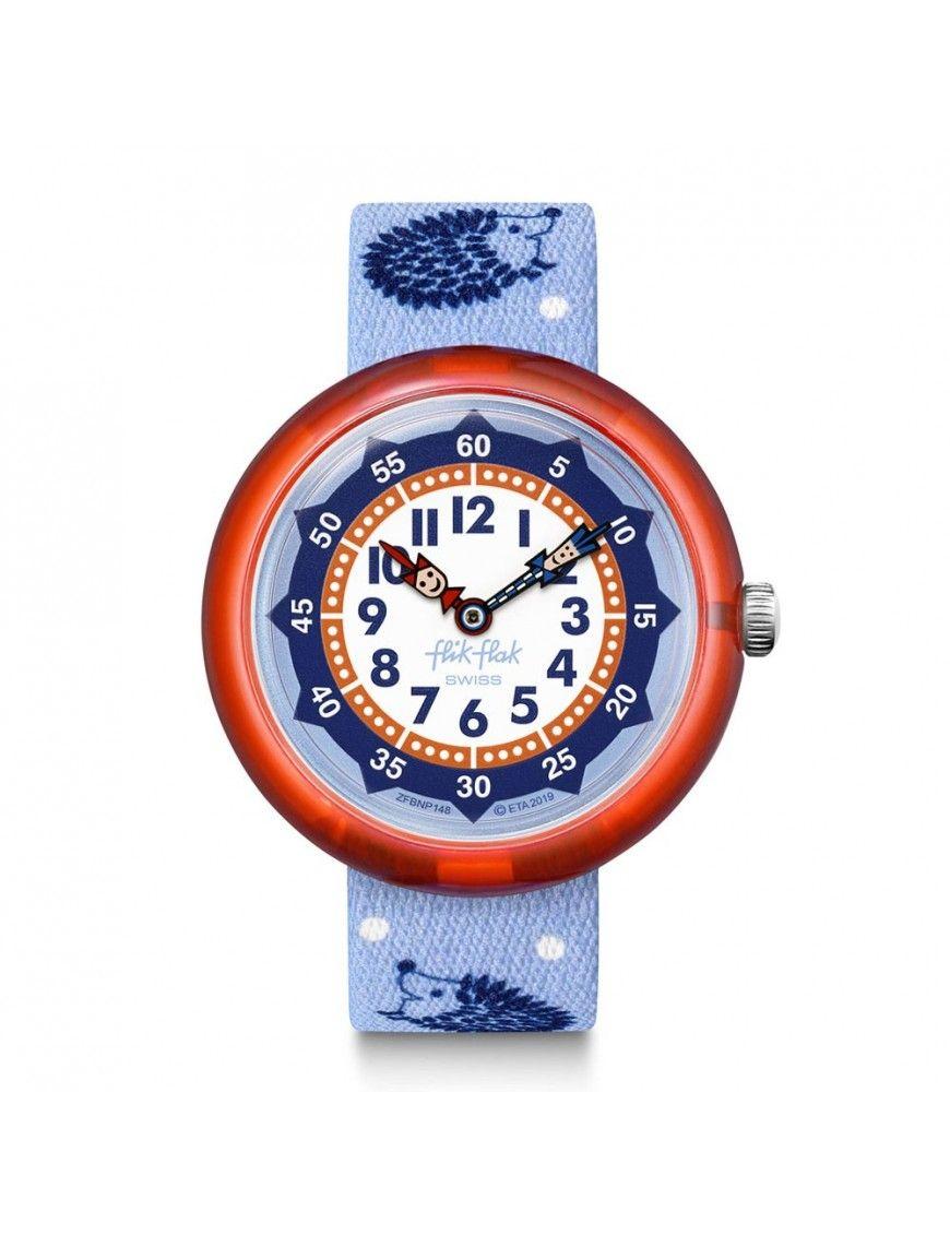 Reloj Flik Flak Hedgehugs FBNP148