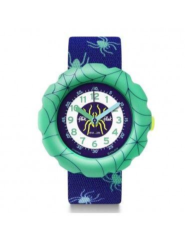 Reloj Flik Flak Tarantulino FPSP039