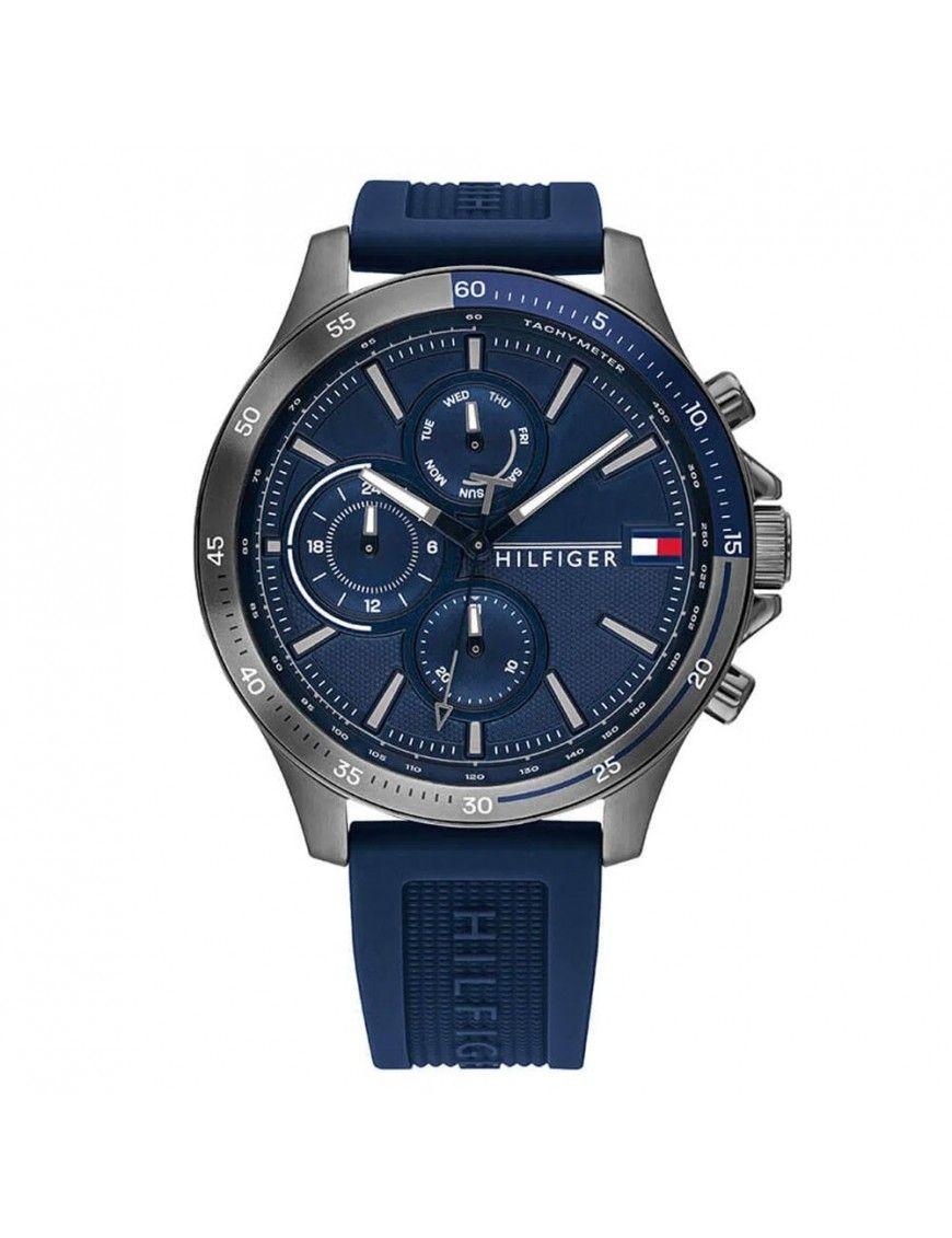 Reloj Tommy Hilfiger Bank hombre 1791721