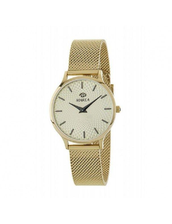 Reloj Marea para mujer color dorado B54201/5