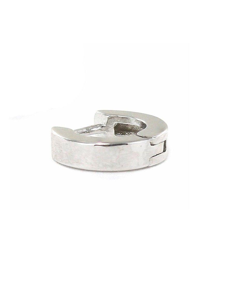 Pendiente suelto de plata aro 9109361