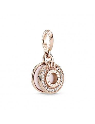 Charm colgante Pandora Rose Corona O Brillante Pavé 789055c01