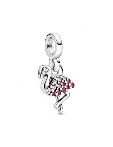 Charm Pandora colgante en plata de ley Mi Flamenco 798982C01