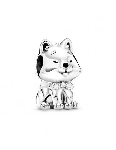 Charm Pandora en plata de ley Perro Japonés Akita Inu 799030C01