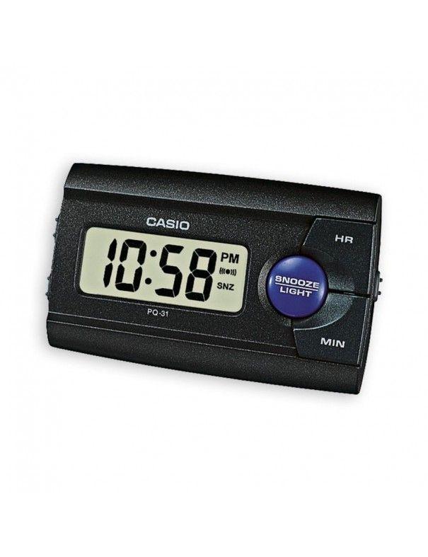 Despertador Casio digital PQ-31-1EF
