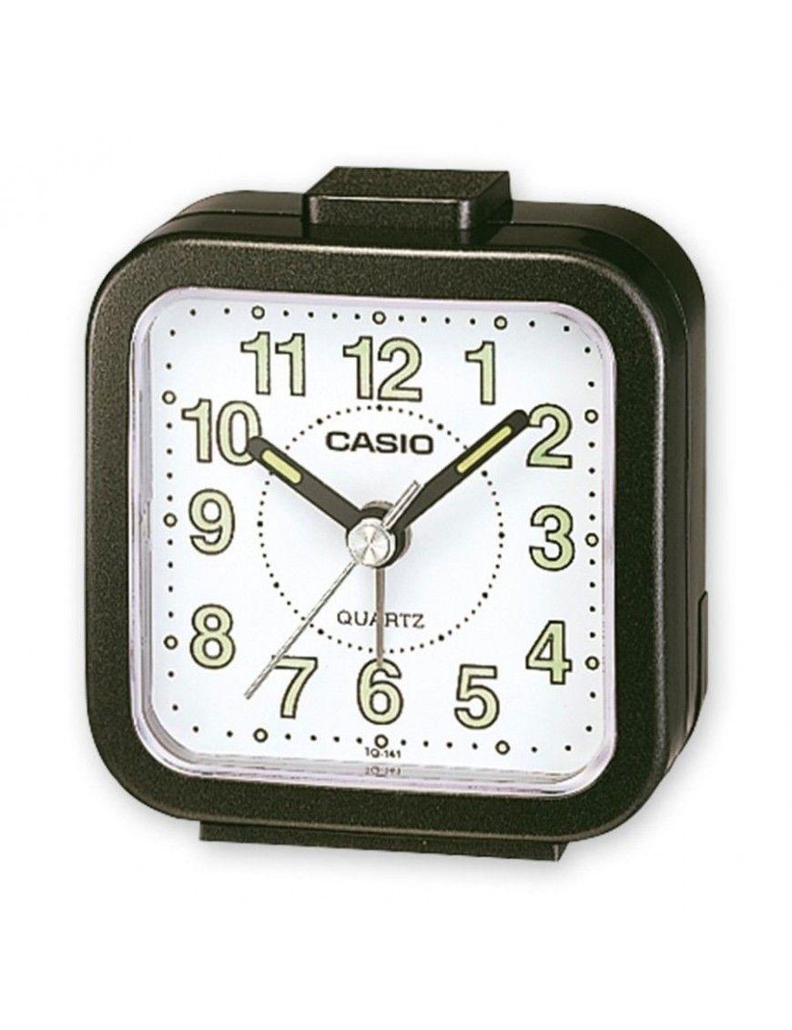 Despertador Casio analógico TQ-141-1EF
