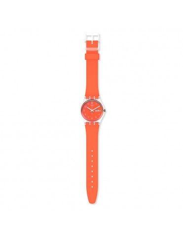 Reloj Swatch Red Away para mujer GE722