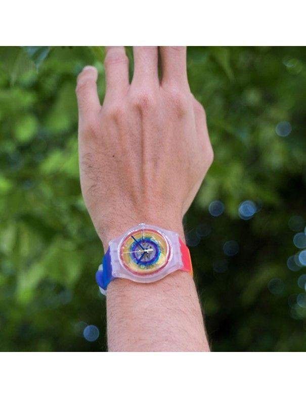 Reloj Swatch Opensummer unisex SUOK148