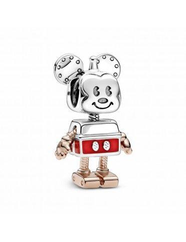 Charm en Pandora Rose Robot Mickey Mouse de Disney 789073C01