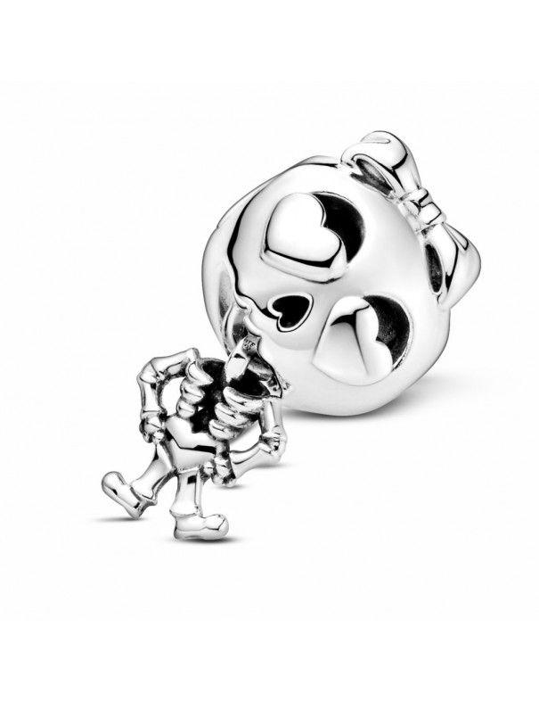 Charm Pandora plata Chica Esqueleto 799070C00