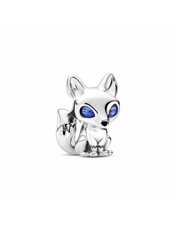 Charm Pandora Zorro de Ojos Azules 799096C01