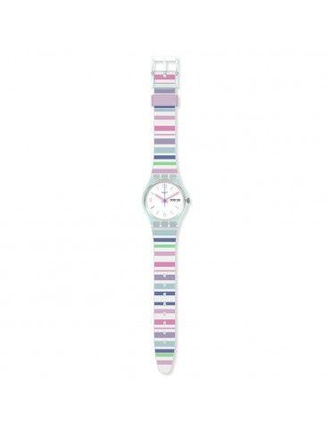 Reloj Swatch Pastel Zebra para mujer GL702