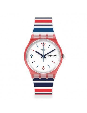 Comprar Reloj Swatch Sea Barcode unisex GR712 online