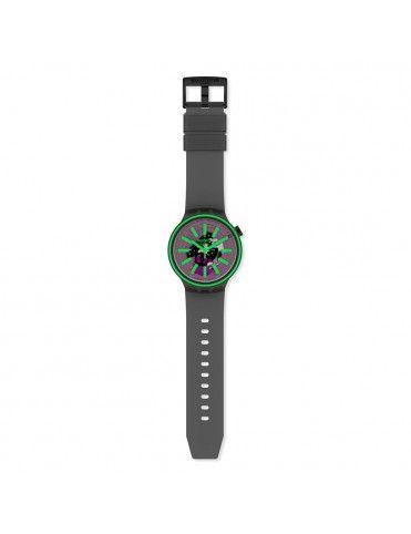Reloj Swatch Pink Taste unisex SO27B113