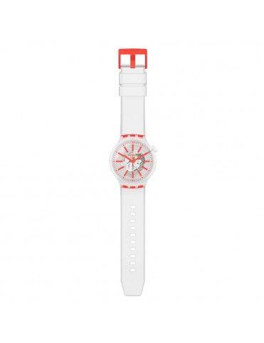 Reloj Swatch Orange In Jelly unisex SO27E102