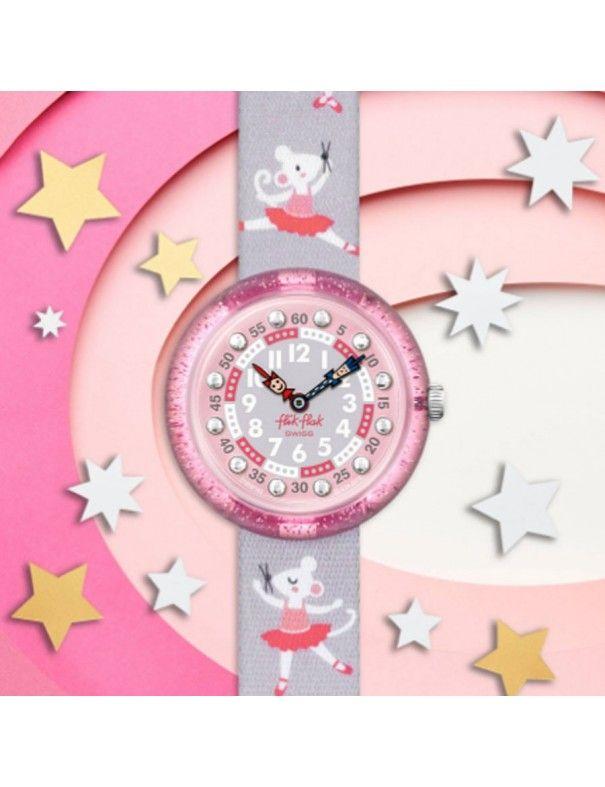 Reloj Flik Flak Pirouette FBNP162
