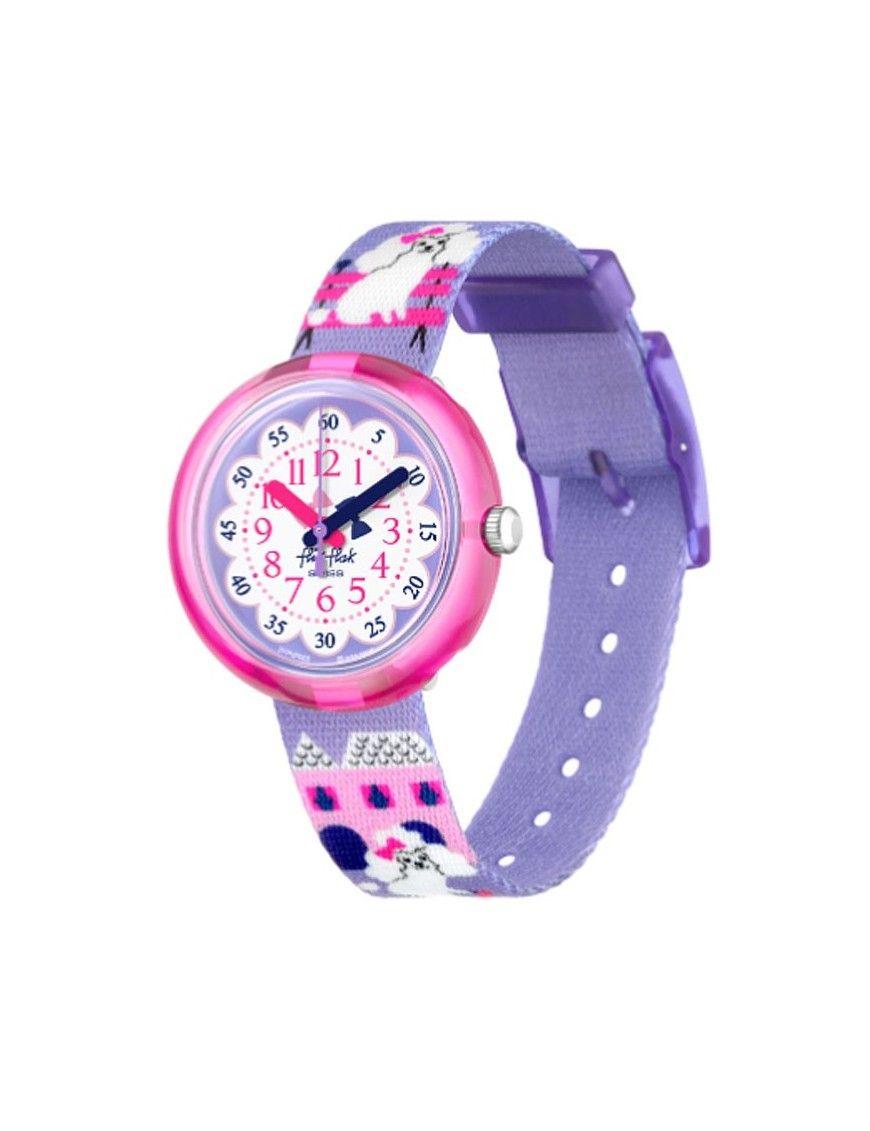 Reloj Flik Flak Miss Poodle FPNP068
