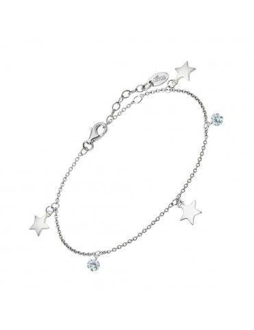 Pulsera Lotus Silver con estrellas LP3007-2/1