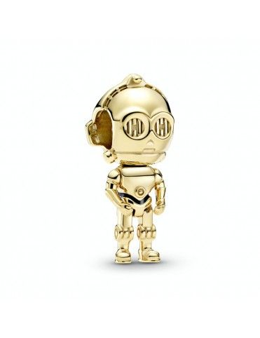 Charm Pandora Shine C-3PO Star Wars 769244C01