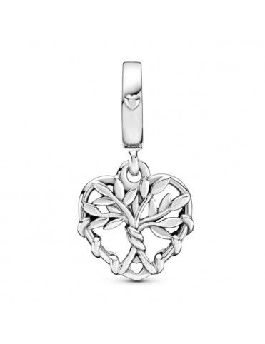 Charm Colgante Pandora Corazón Árbol de la Vida 799149C00