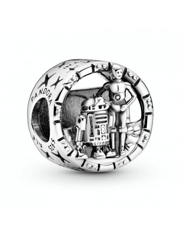 Charm Pandora C-3PO R2-D2 Star Wars 799245C00