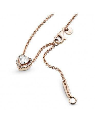 Collar Pandora Rose Corazón...