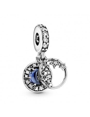 Charm Pandora Colgante Azul...