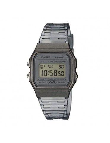 Reloj Casio Unisex F-91WS-8EF