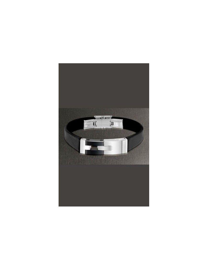 PULSERA LOTUS STYLE ACERO HOMBRE LS1102-2/2