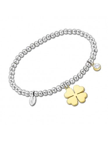 Pulsera Lotus Style Acero...