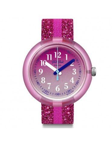 Reloj Flik Flak Niña Pink...