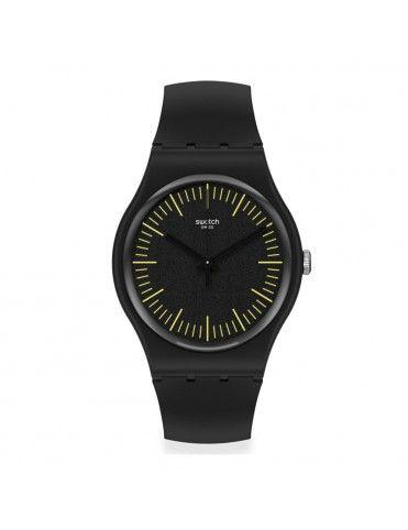 Reloj Swatch Blacknyellow...